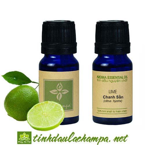 Tinh dầu Chanh Thái (chanh sần) nguyên chất - Lime Essential oil