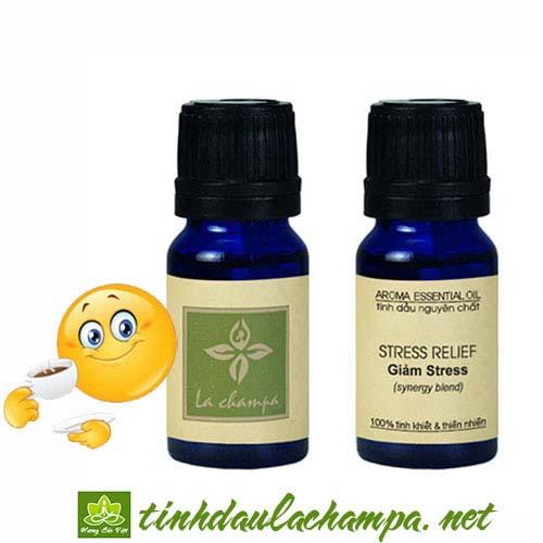 Tinh dầu giảm Stress