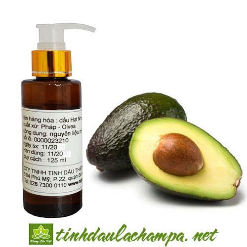 Dầu trái bơ Avocado oil