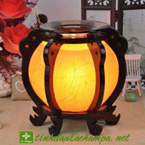 Đèn xông tinh dầu gỗ TN45