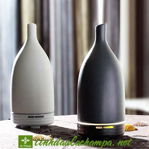 Máy khuyếch tán tinh dầu gốm đẹp giá rẻ
