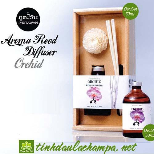 Tinh dầu hoa lan tím