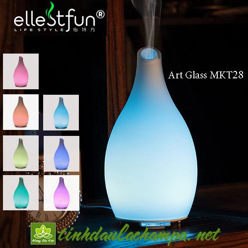 Máy khuếch tán đổi màu Art-Glass MKT28