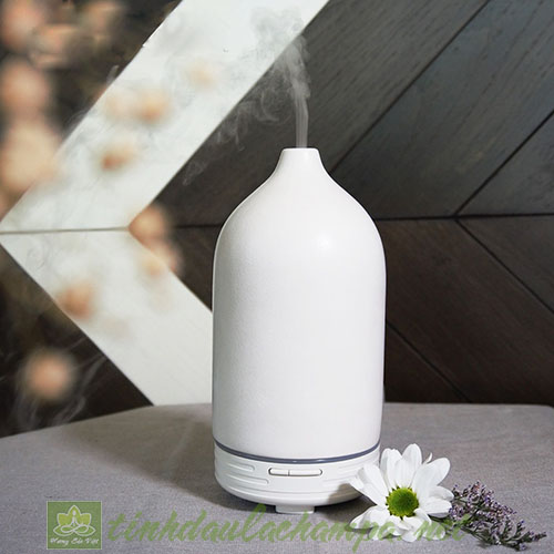 Máy khuyếch tán tinh dầu gốm Ceramic cao cấp