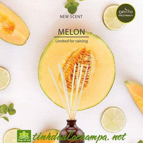 Tinh dầu cắm que Dưa lưới Melon