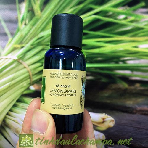 Tinh dầu Sả chanh La champa nguyên chất