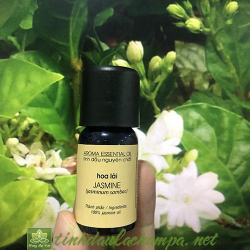 Tinh dầu Hoa Lài, hoa Nhài Lachampa nguyên chất 10ml