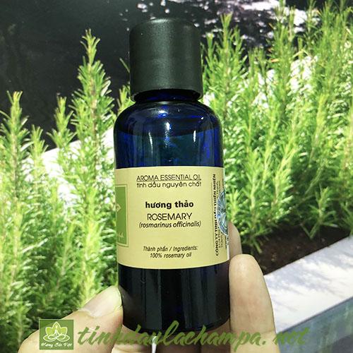 Tinh dầu Hương Thảo Rosemarry nguyên chất 50ml Lachampa