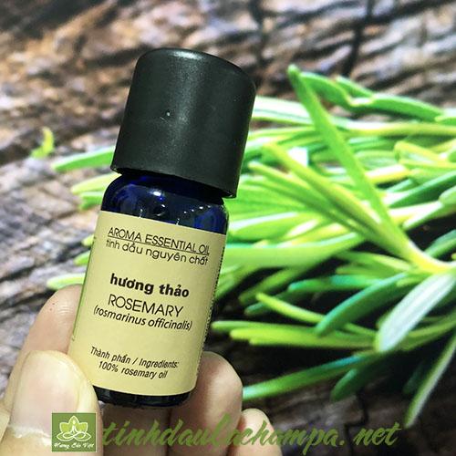 Tinh dầu Hương Thảo Rosemarry nguyên chất 10ml Lachampa