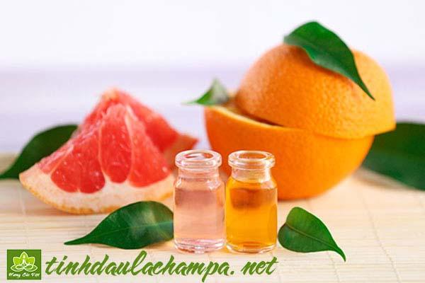 Điều trị tình trạng Cellulite - da sần vỏ cam bằng tinh dầu thiên nhiên