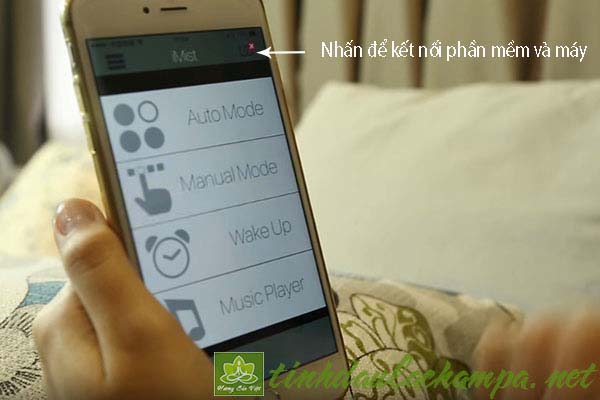 Hướng dẫn sử dụng máy khuếch tán Imist bluetooth - shop Hương Sắc Việt