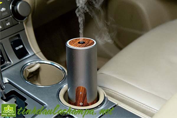 Máy khuếch tán tinh dầu ô tô đẹp giá rẻ- GX Car Diffuser