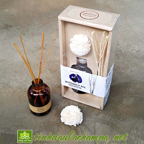 Tinh dầu thơm que gỗ Phutawan - shop Hương Sắc Việt