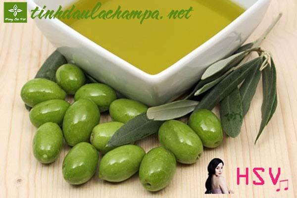 Những công dụng và cách sử dụng tinh dầu olive