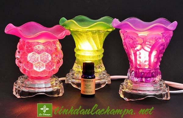 Đèn xông tinh dầu - Giải pháp mới để thư giãn, giảm stress