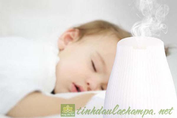 Những loại tinh dầu tốt nhất cho trẻ sơ sinh và trẻ nhỏ