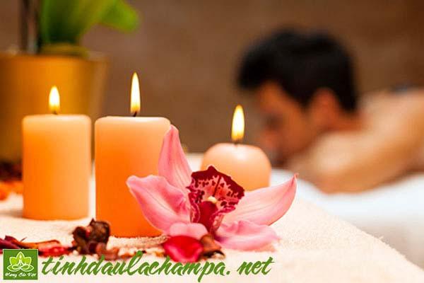 Liệu pháp hương thơm và các tác động lên cơ thể