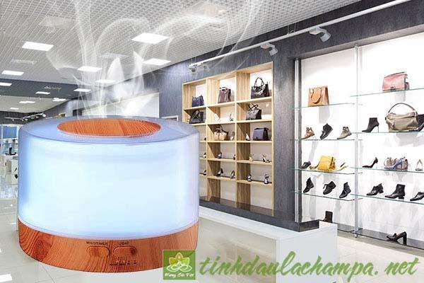 7 loại tinh dầu cho shop thời trang, mỹ phẩm hương thơm sang trọng, hút khách