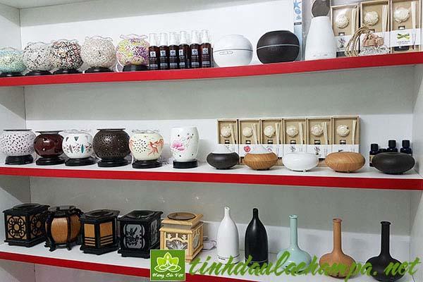 Shop Hương Sắc Việt - Địa chỉ bán máy khuếch tán tinh dầu tốt và uy tín nhất