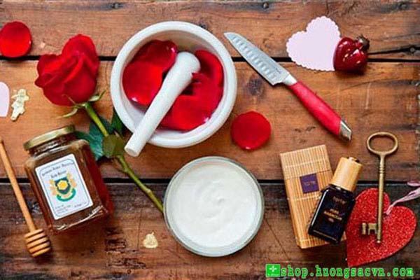 Tự làm nước hoa tại nhà bằng tinh dầu thiên nhiên