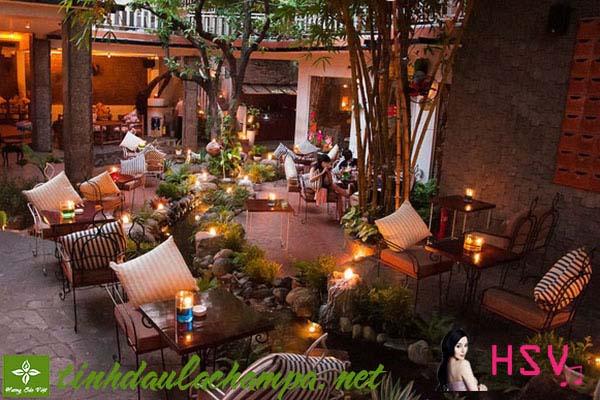 Tinh dầu thiên nhiên, hương thơm cho nhà hàng, khách sạn, quán cafe