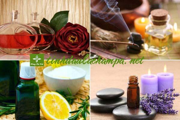 Sự khác biệt giữa mùi hương tinh dầu và nước hoa