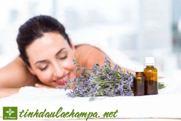 6 loại tinh dầu giảm lo âu, căng thẳng và stress