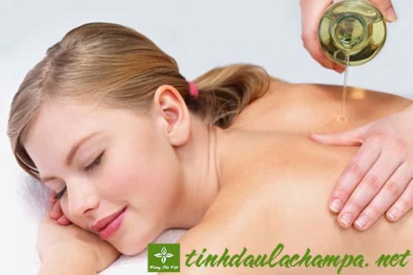 Những công dụng nổi bật của tinh dầu massage